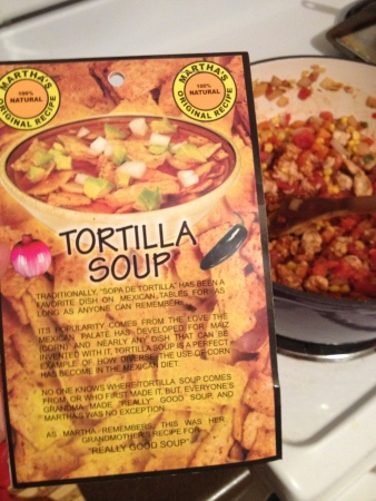 tortilla soup seasoning