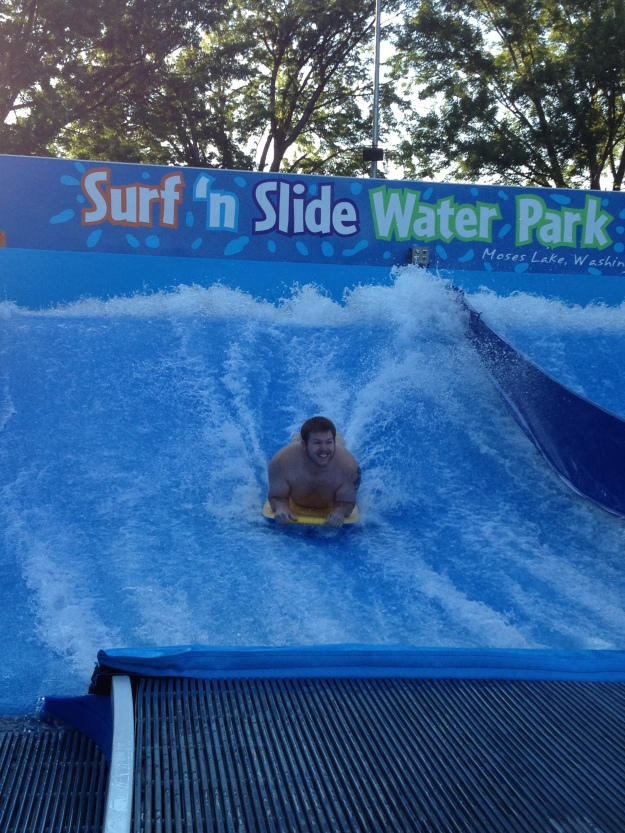 Surf n Slide Water Park