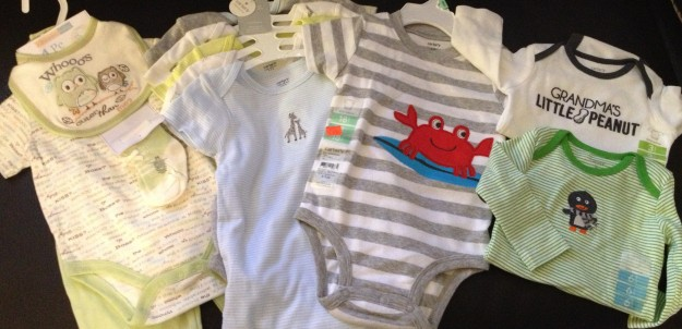 baby clothes gender neutral